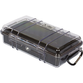 Peli MicroCase 1010 Box, clear-black